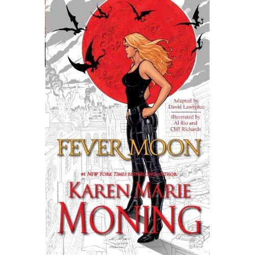 karen marie moning fever series reading order